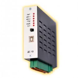 Модуль дискретных сигналов ДС10