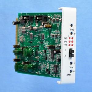 Модуль двухканального модема М2М1