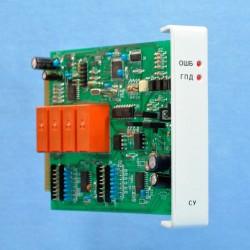 Модуль ввода дискретных сигналов и вывода команд управления МСУ