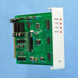 Модуль ввода телеизмерений интегральных МТИ